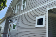 After Result of Finished Exterior Painting in Alexandria, VA
