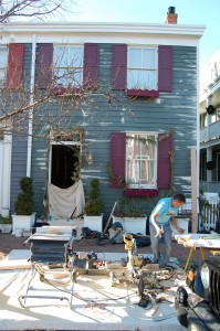 Alexandria VA house painter