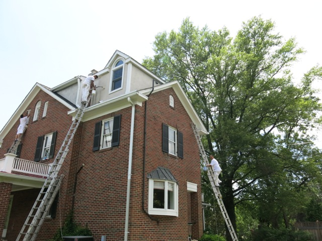 Book Your Arlington House Painting Job Now Rich Winkler